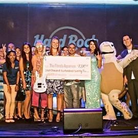 The Florida Aquarium at the Tampa Bay Acoustic Music Festival at Hard Rock Cafe | June 27th
