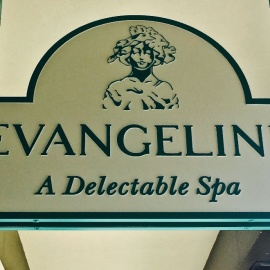 The Dog Days of Summer   A Delectable Day at Spa Evangeline