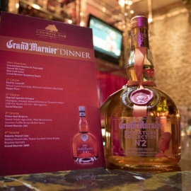A Grand Evening at the Grand Marnier Council Oak Pairing Dinner Experience