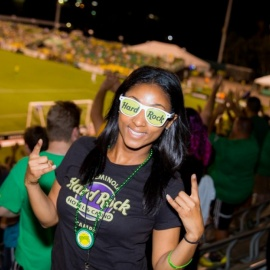 Tampa Bay Rowdies 40th Anniversary Celebration with the Seminole Hard Rock Hotel & Casino Tampa