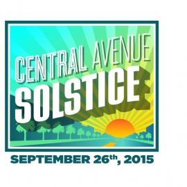 St. Pete Celebrates its First Annual Central Avenue Solstice Festival