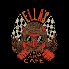 Meatless Monday: Ella's Americana Folk Art Cafe