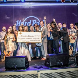 Giving Hope for the Homeless | Metropolitan Ministries Charity Slot Tournament | Hard Rock Cafe Tampa