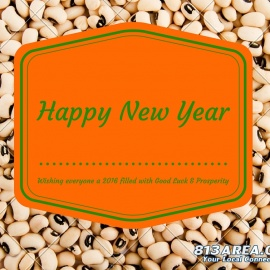 Why & Where to Eat Black-eyed Peas on New Years Day in Tampa for Good Luck & Prosperity