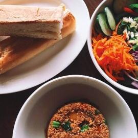 Meatless Monday: Cafe Hey