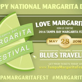 Celebrate National Margarita Day With Some Scoop from the Tampa Bay Margarita Festival 2016!