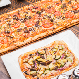 Meatless Monday: Tampa Pizza Company