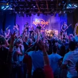 An Irie Evening with Rock Brothers Brewing Company & Rebelution at the Hard Rock Cafe Tampa!