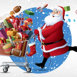 Holiday Mall Guide to Tampa   Hours, Pictures with Santa, + More