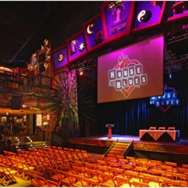 Best Live Music Venues in Orlando   Rock Clubs, Concert Halls