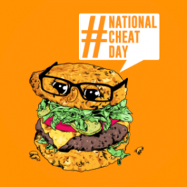Celebrate Life's Greatest Indulgence on National Cheat Day