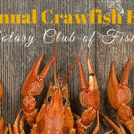 Riverview's 6th Annual Crawfish Festival Sure to Sell Out