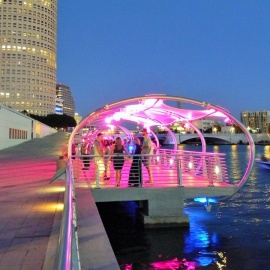 4th Friday | Tampa's New Arts and Cultural Event on the Riverwalk