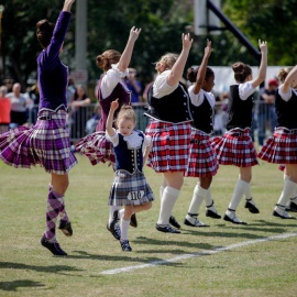 Celebrate the 50th Annual Highland Games in Historic Dunedin