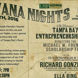 Havana Nights Entrepreneurs Gala with Richard Gonzmart