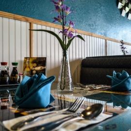 Blue Sake: A Hidden Gem