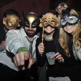 The Masquerade Crawl