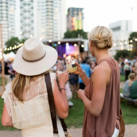 Austin Food + Wine Festival Announces  Around the Park Activations