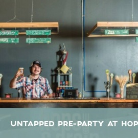 UNTAPPED FESTIVAL - MAY 14TH