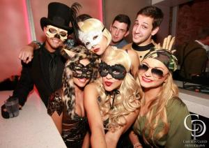 Amped Austin | Sexiest Halloween Parties on 6th Street - 2