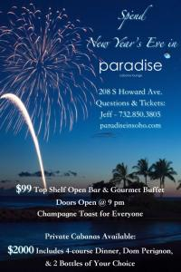 All Inclusive New Year's Eve in Paradise at Sunova Beach