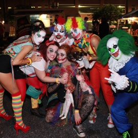 Do Not Miss these Halloween Parties in Downtown St Petersburg