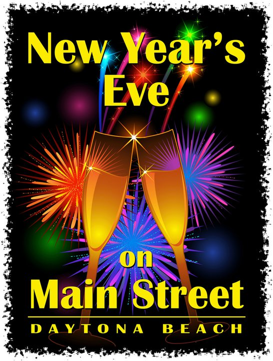 2016 New Years Eve on Main Street, Daytona Beach FL - Dec ...