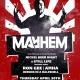 Mayhem @ Still Life Raleigh