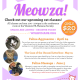 Feline Massage Class