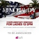 Memorial Day Aura Pool Party At Aloft Tampa Downtown