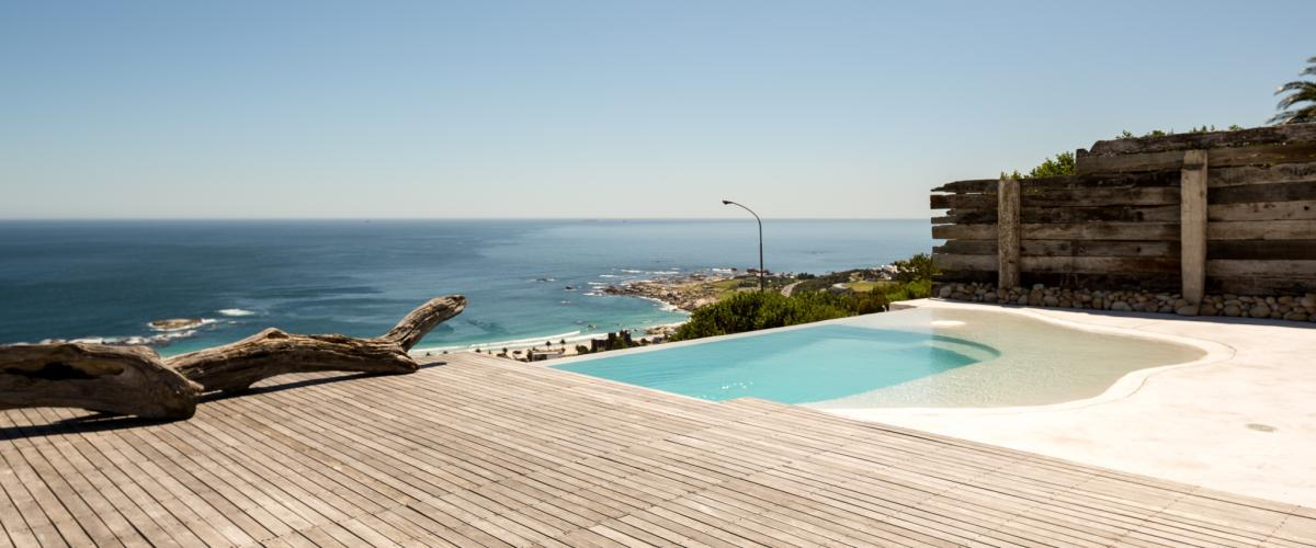 Two Views Beachouse Cape Town, South Africa