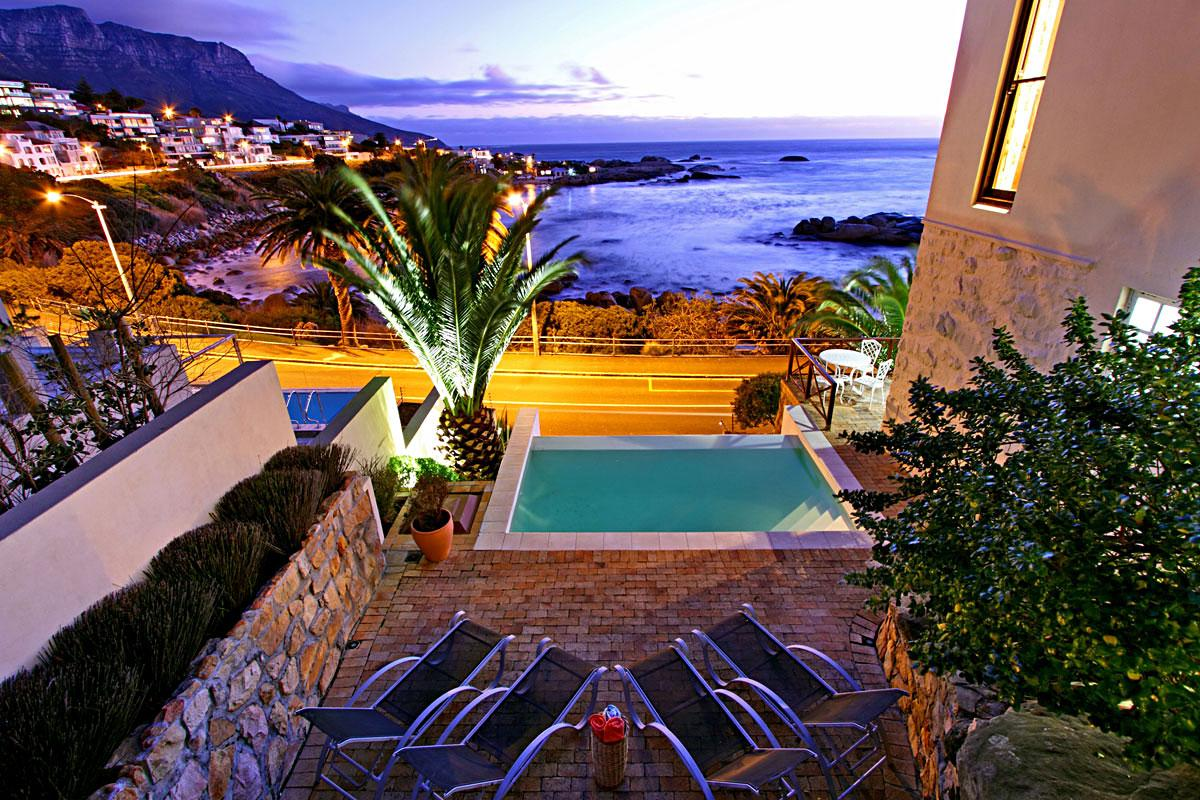 Camps Bay Terrace Palm Suite in Camps Bay, Cape Town, South Africa