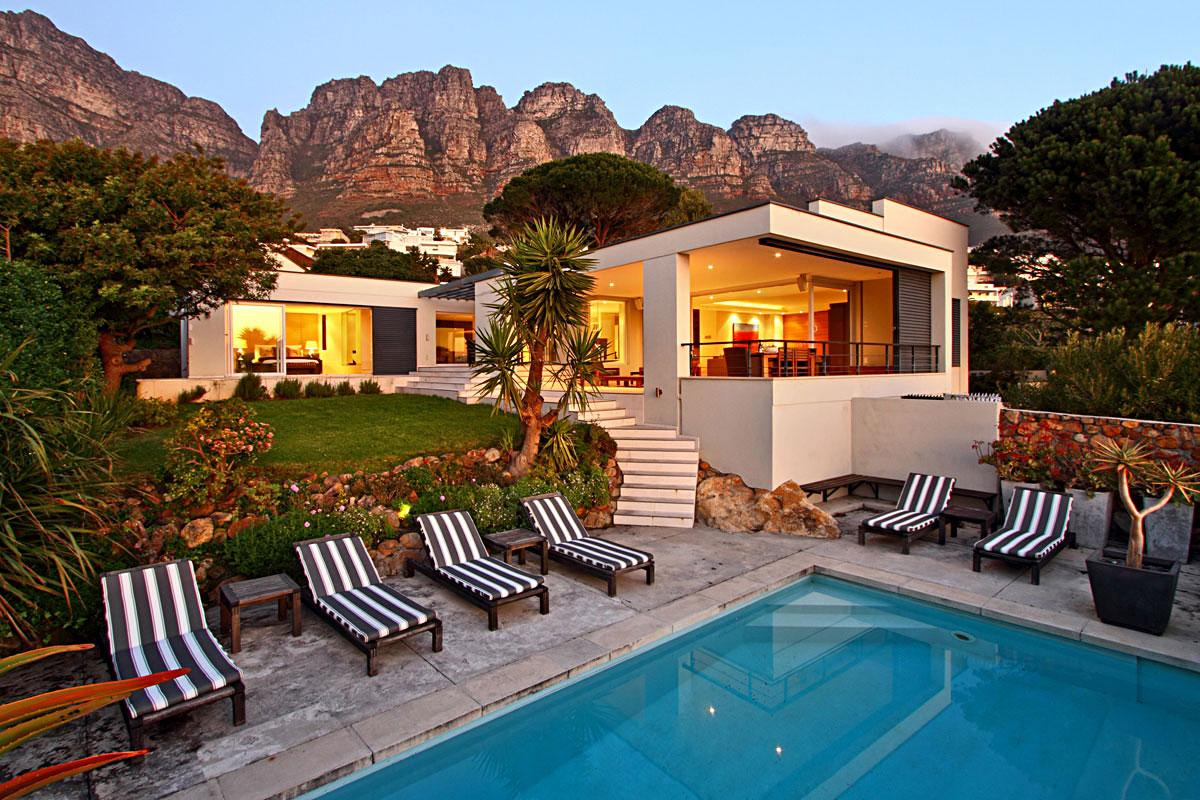 Gryphon House in Camps Bay, Cape Town, South Africa