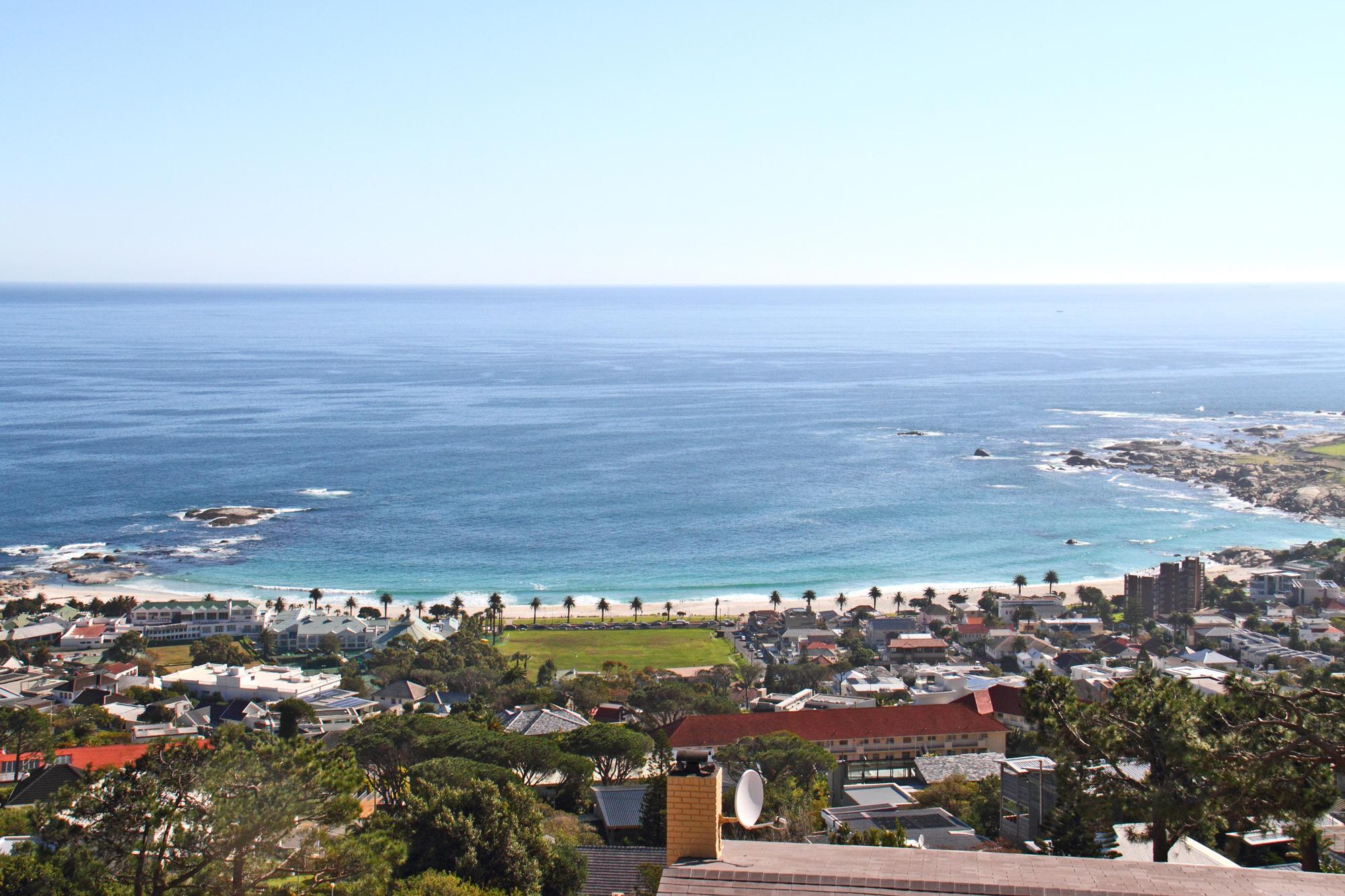 Sunset Hills in Camps Bay, Cape Town, South Africa