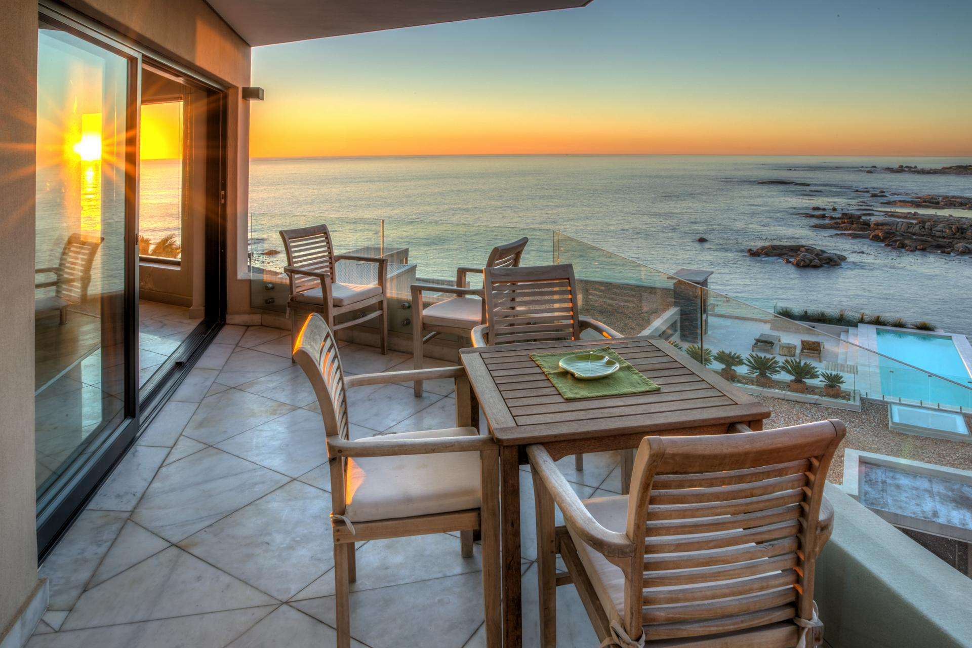 Houghton Heights A in Camps Bay, Cape Town, South Africa