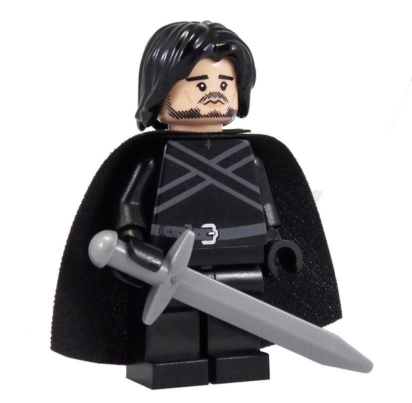 Game of Thrones Minifigures: Jon Snow
