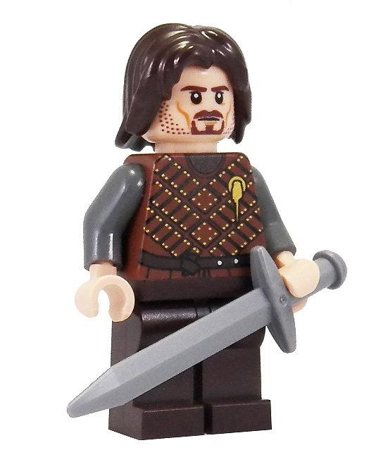 Game of Thrones Minifigures: Eddard Stark