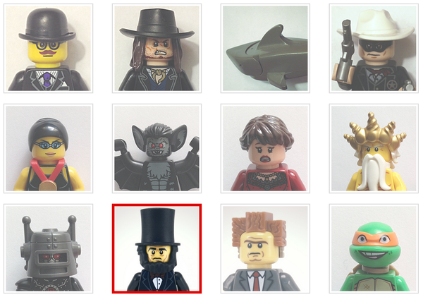 Avatars Updated for Presidents Day!