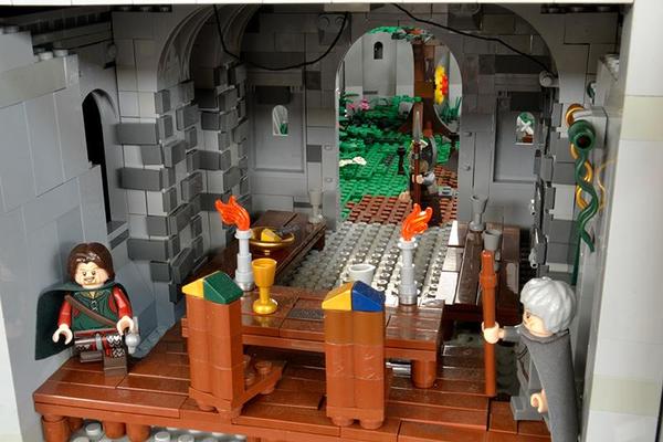 LEGO Winterfell