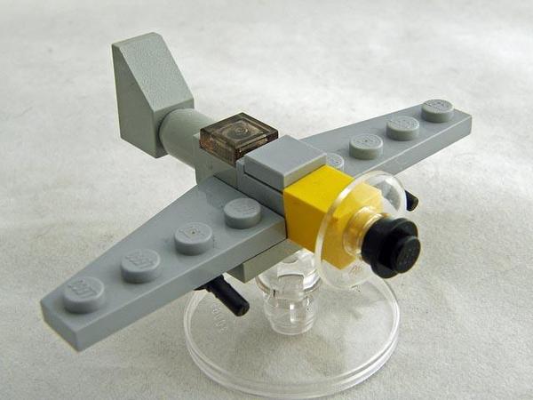 Micro Military Planes