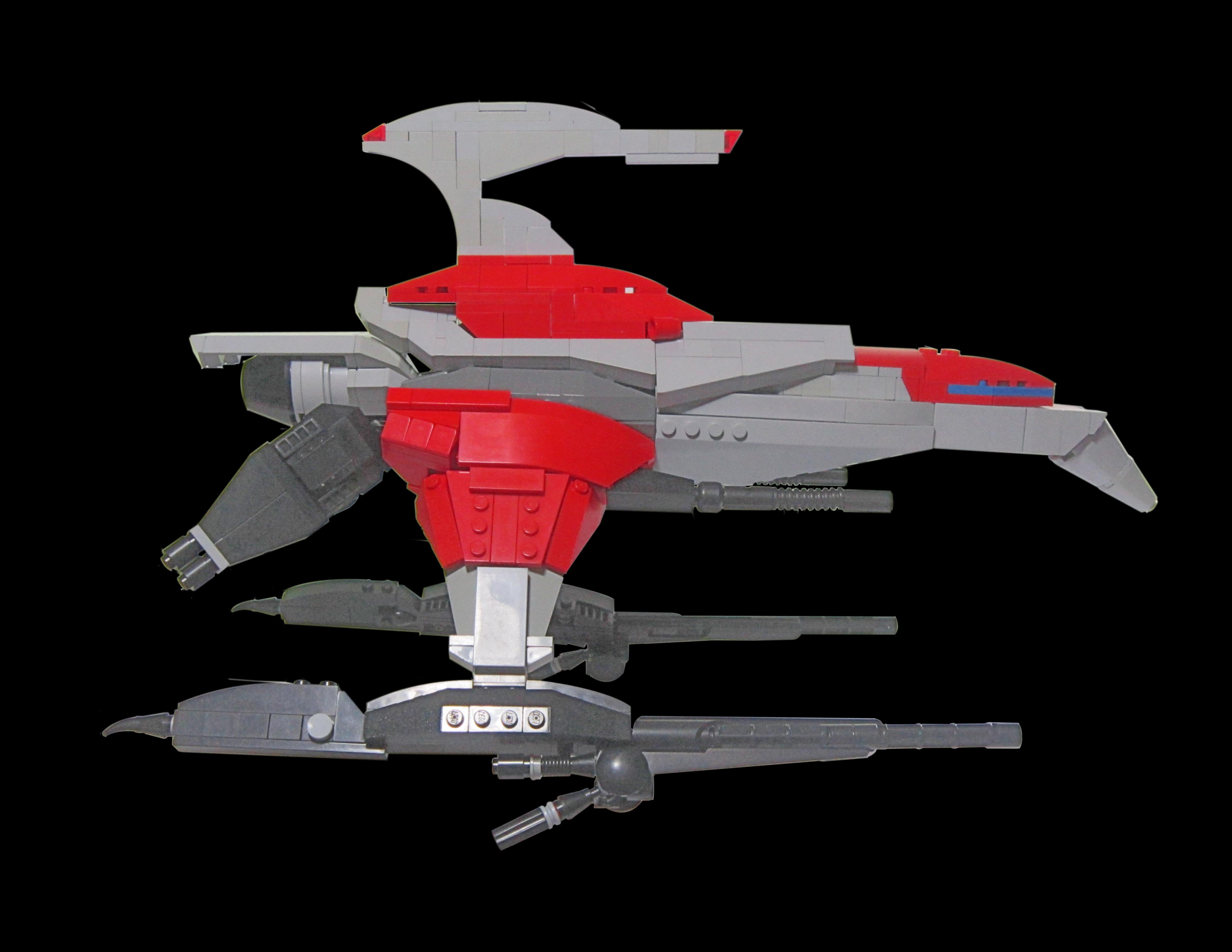 Darius SilverHawk Starfighter