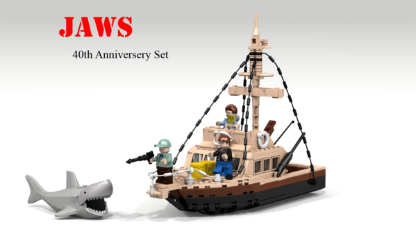 Jaws 40th Anniversary Set