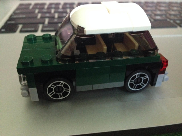 Mini Mini Cooper Build