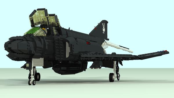 "McDonnell Douglas F-4J Phantom II ""Vandy 1 'Black Bunny'"""