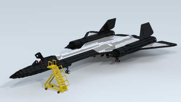 "Lockheed A-12 ""Oxcart"""