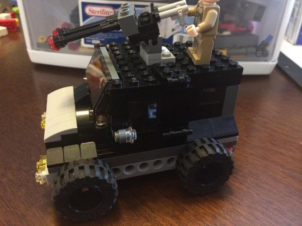 Military Jeep