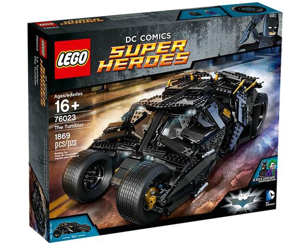 Official Batman Tumbler