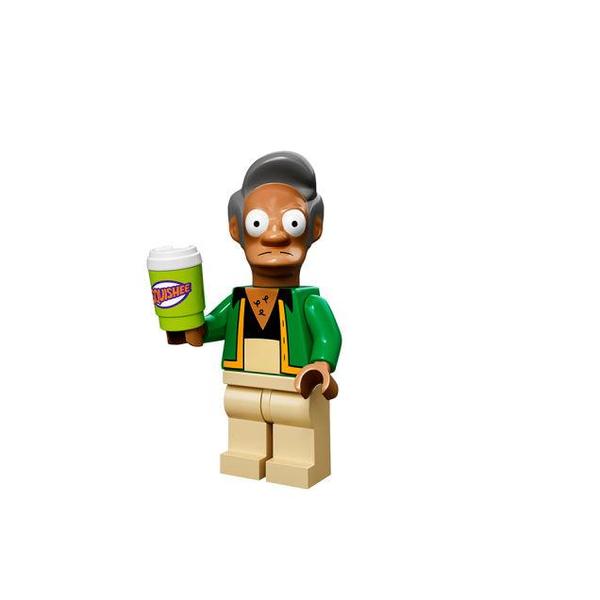 Simpsons Apu Minifigure
