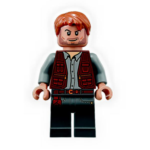 Star Lord Minifig
