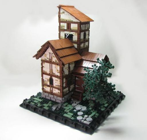 LOM Medieval Style House